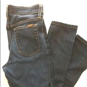 EUC Joe's Jeans Skinny Ankle dark Bridget wash